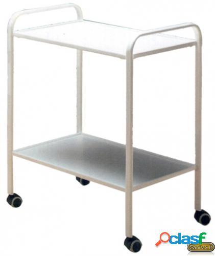 Fisiotech - carrello a 2 piani