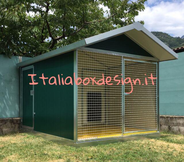 Casetta box per cani