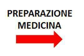 Medicina e professioni sanitarie preparazione