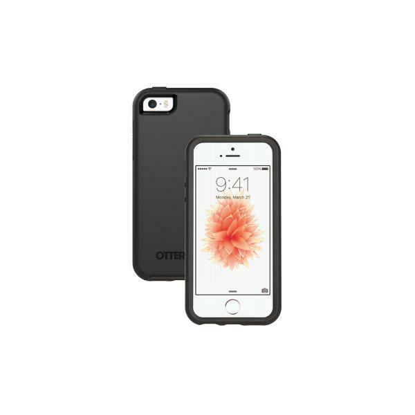"""Otterbox symmetry series for iphone se 4"""" cover nero"""