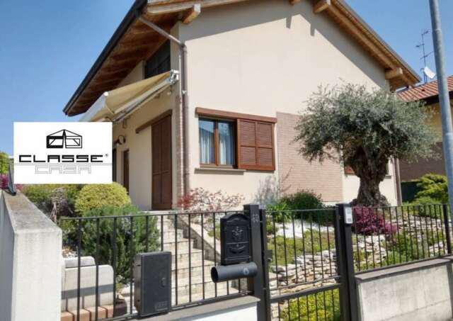 Villetta schiera in vendita a lurano
