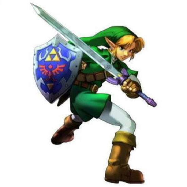 Zaino scudo di zelda (personaggio videogiochi)