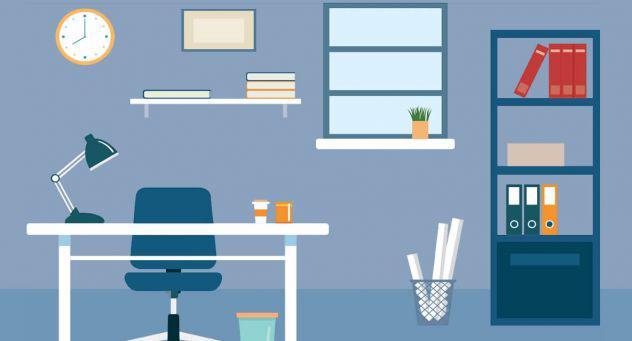 Affitto a ore stanza uso studio professionale