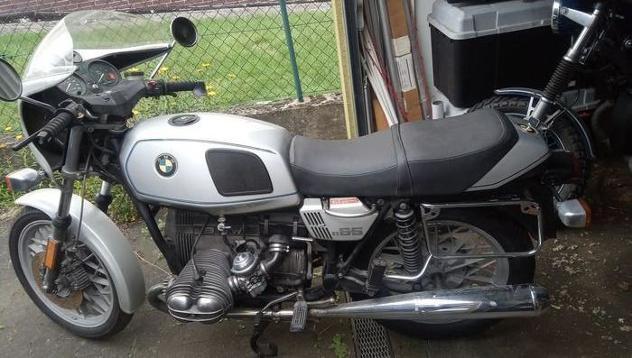 BMW - R65 - 650 cc - 1983
