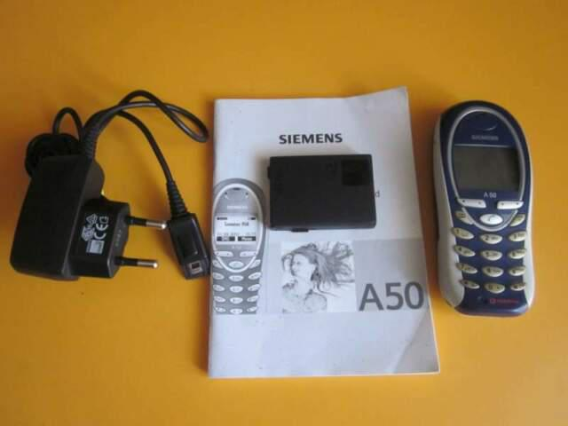 "Cellulare ""siemens a50"""
