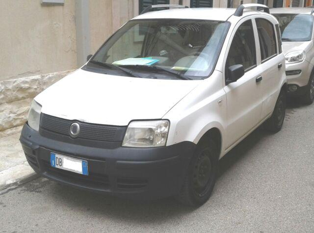 Fiat panda van 1.3 mjet 2006
