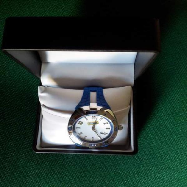 Grande orologio unisex con cinturino flessibile