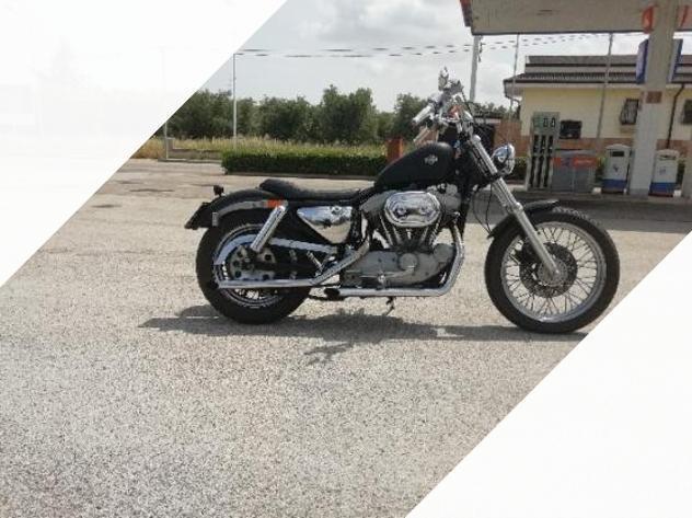 Harley-Davidson Sportster 883 XLH - 1990