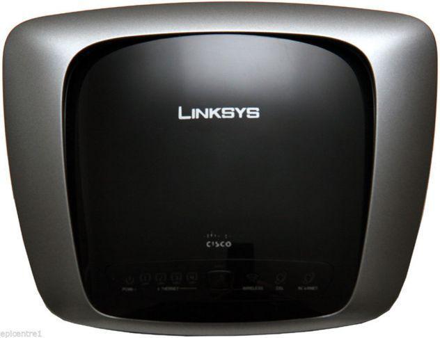 Linksys WAG160N