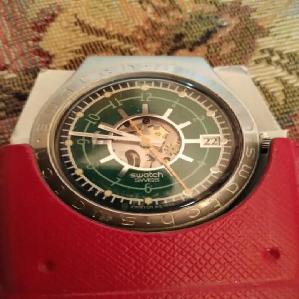 Orologio swatch irony con scatola originale