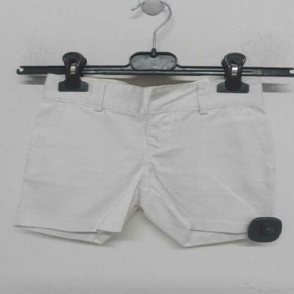 Pinocchietto bambino ralph lauren bianco cintura b