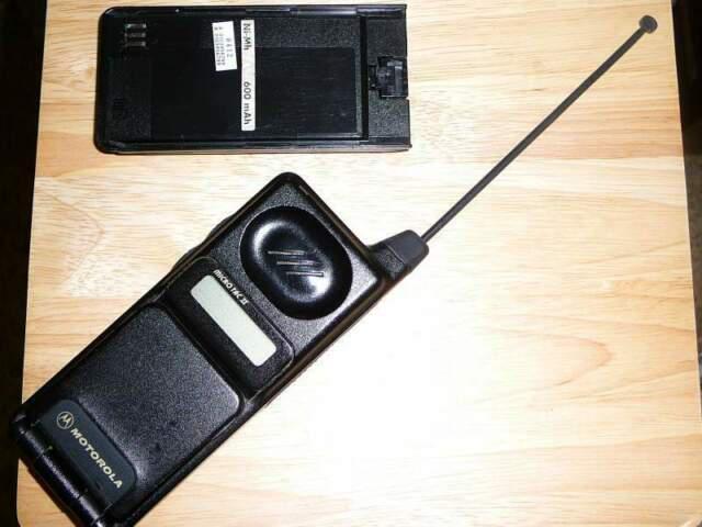 Telefono cellulare analogico micro tac ii