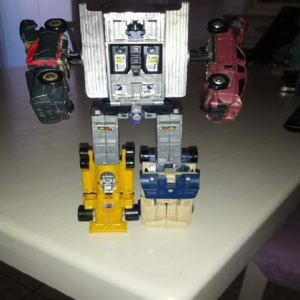Transformers distructor menasor