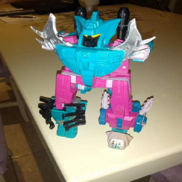 Transformers g1 piranacon