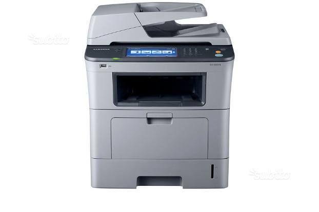 Vendo Samsung SCX-5835FN Stampante Multifunzione Laser