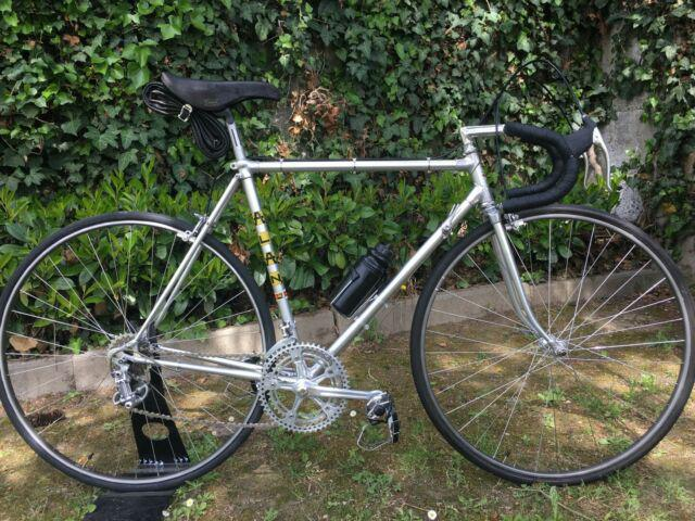 Alan campagnolo vintage style eroica italian bike