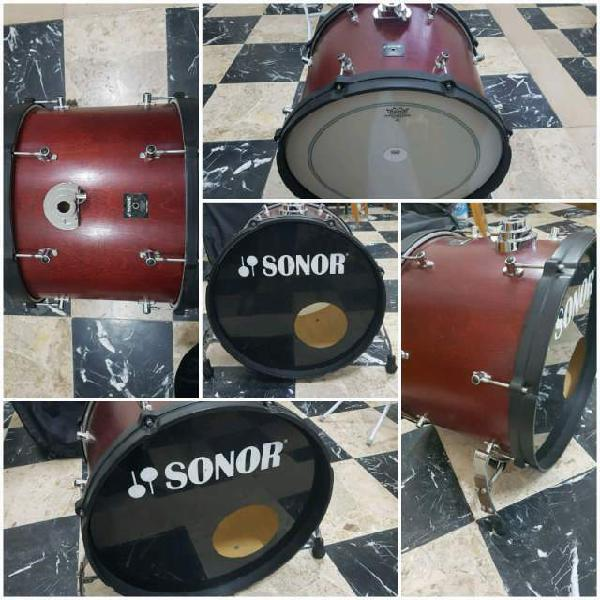 Batteria sonor sonic plus made in germany