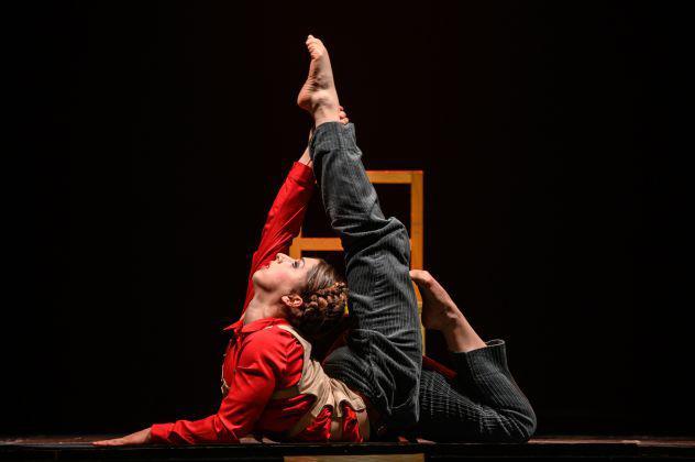 Corso preprofessionale per artista di circo contemporaneo