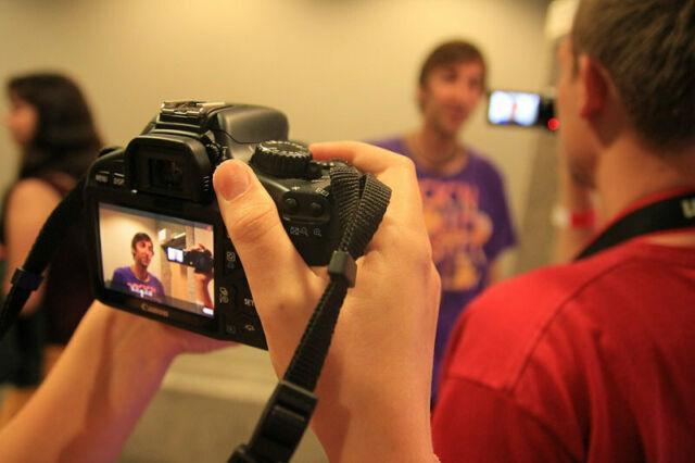 Corso di recitazione cinematografica con insegnanti