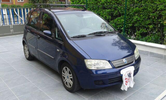 Fiat idea benzina gpl