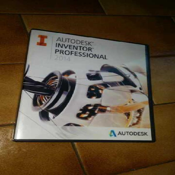 Inventor 2014 professional