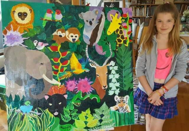 Miglior corso disegno/pittura di roma bambini