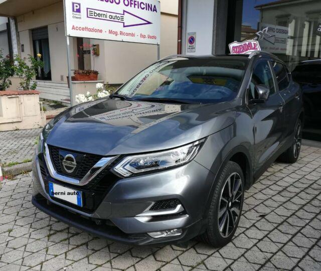 Nissan qashqai 1.5 dci n-connecta del 2018