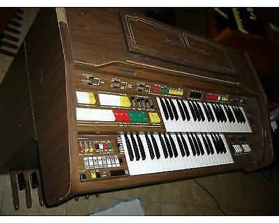 Organo elkaplay anni80