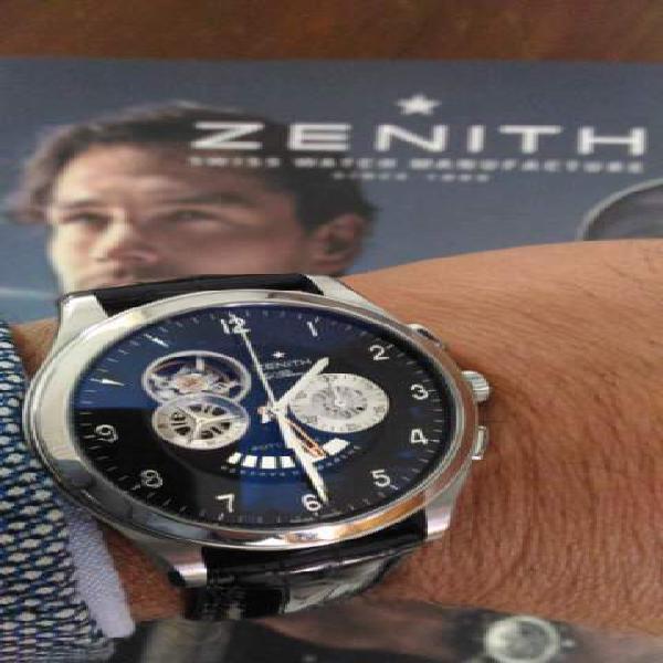 Orologio zenith cronomaster grand class
