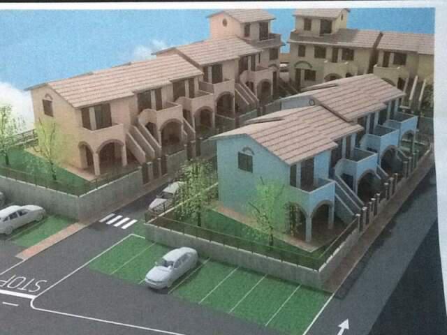 Villette a schiera in residenziale