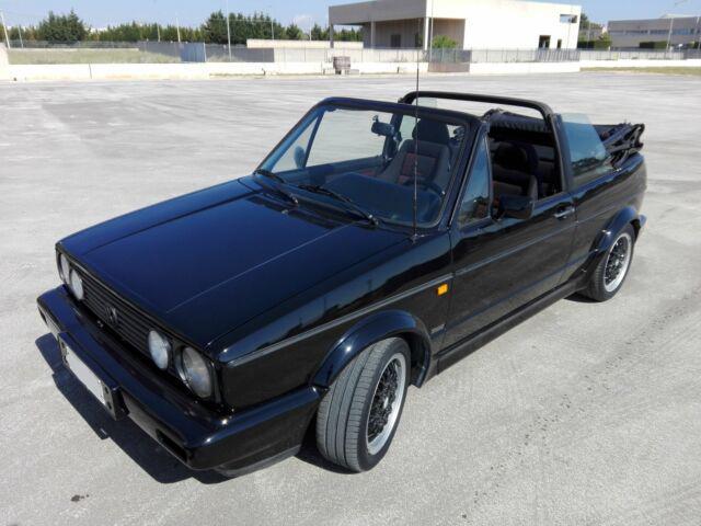 Volkswagen golf cabriolet karman sportline
