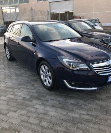 Deflettori Aria Antiturbo Oscurati Opel Insignia II Grand Sport e Sports Tourer