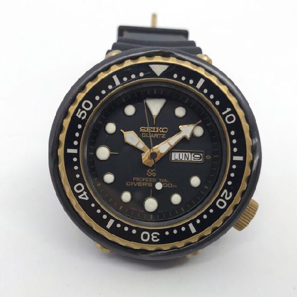 Seiko gold tuna marinemaster 1000