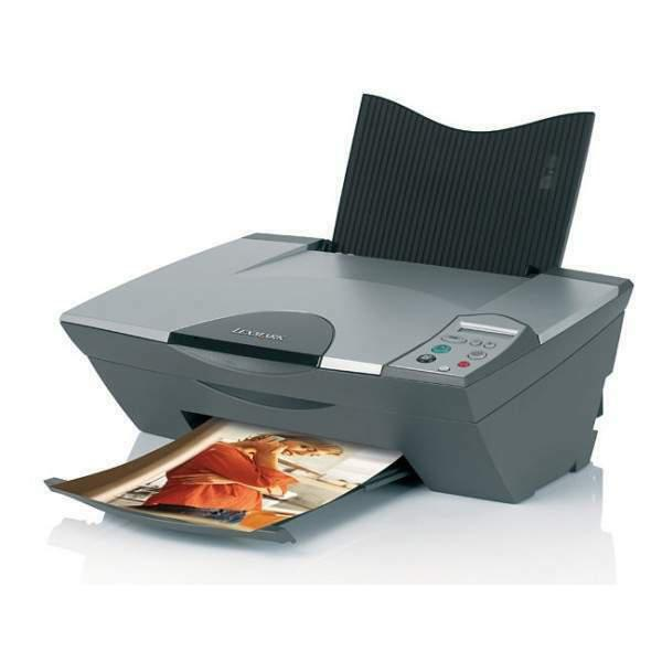 Stampante lexmark x5250 all-in-one