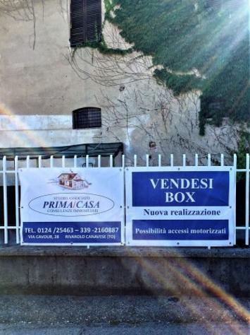 Box / garage di 15 m², box auto in vendita a rivarolo
