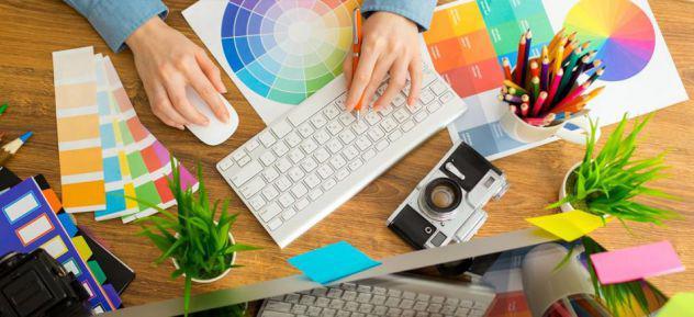 Corso di grafica editoriale, pubblicitaria e web con