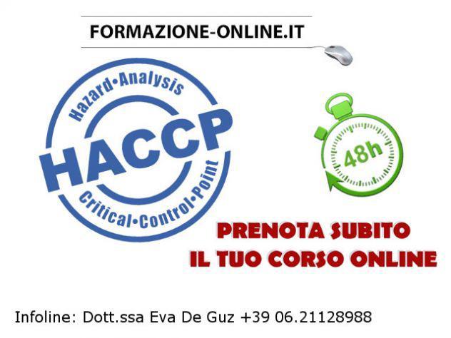 Corso haccp belluno online ex libretto sanitario.