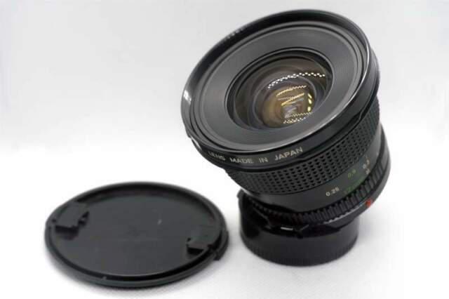 Canon newfd 17mm f4