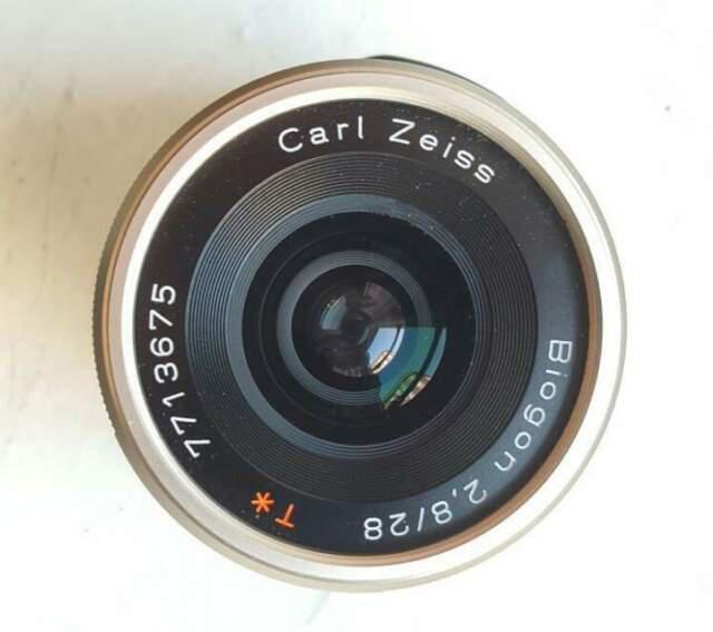 Contax g 28mm