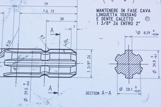 Corso disegno meccanico euro 200