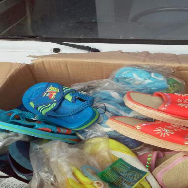 Scarpe, sandaletti e ciabatte estive per bambini