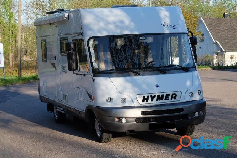 Hymer bc 757 clasic
