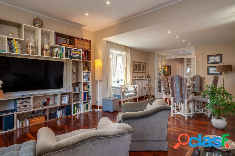 Elegante e luminosissimo appartamento