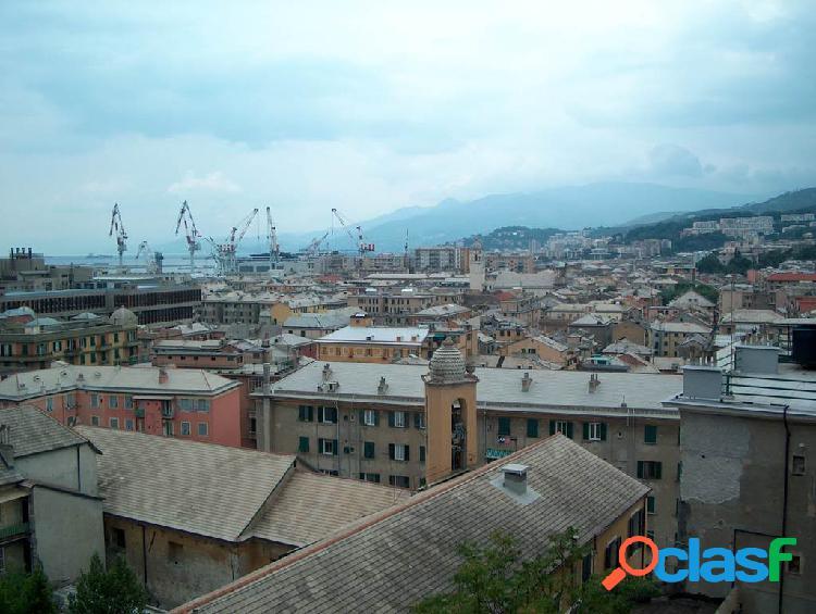 Sestri ponente - appartamento 1 locali € 400 a1132