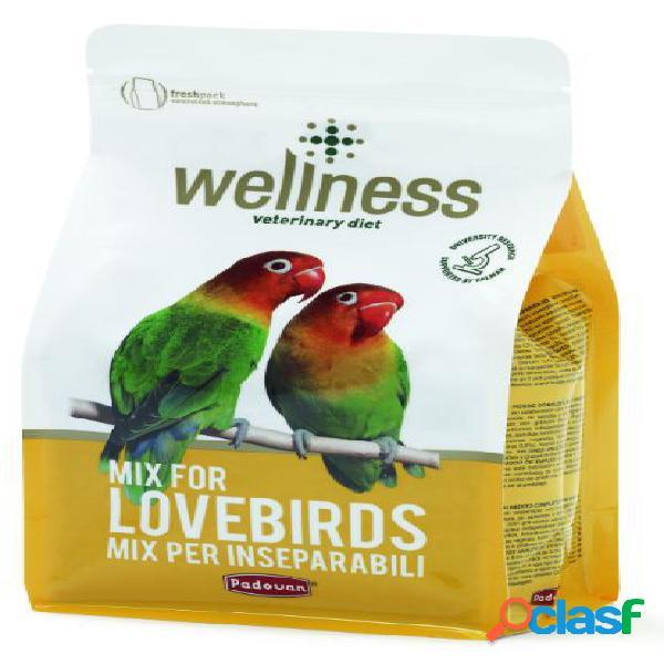 Padovan wellness lovebirds gr.850 (miscela per inseparabili)