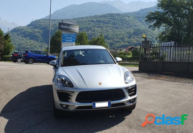 Porsche macan diesel in vendita a ceto (brescia)