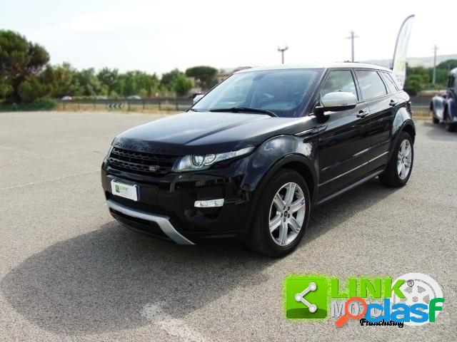 Land rover range rover evoque diesel in vendita a collazzone (perugia)