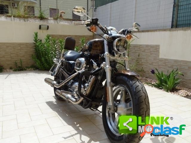 Harley-davidson sportster benzina in vendita a civitavecchia (roma)