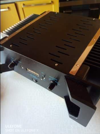 Amplificatore am audio pa 218 pura classe a