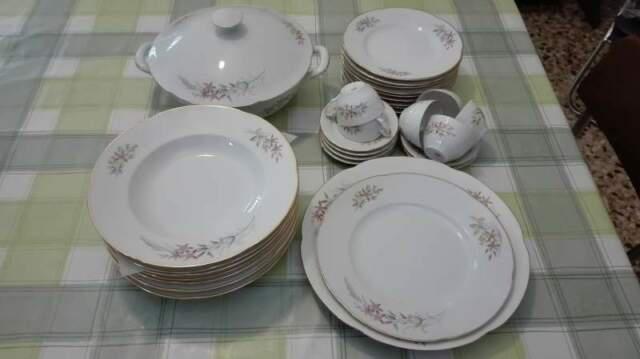 Antico servizio piatti richard ginori